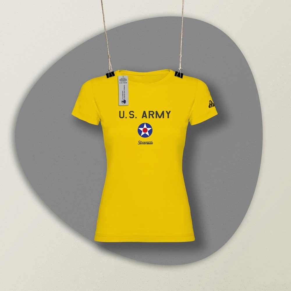 Camiseta stearman mujer