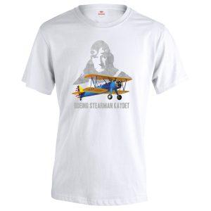 camiseta STEARMAN avion