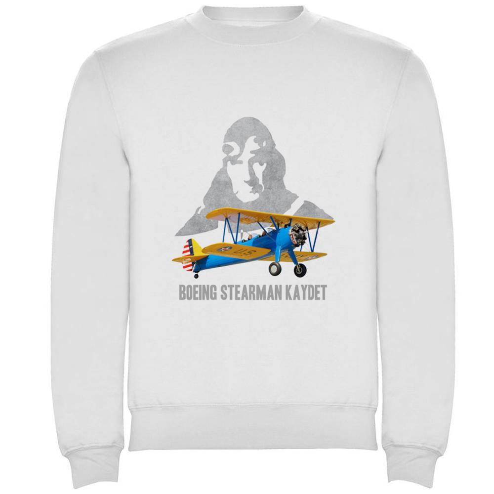 Sudadera avión Boeing Stearman FUNDACIÓN INFANTE ORLEANS
