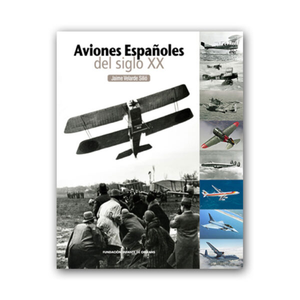 libro aviones españoles FIO